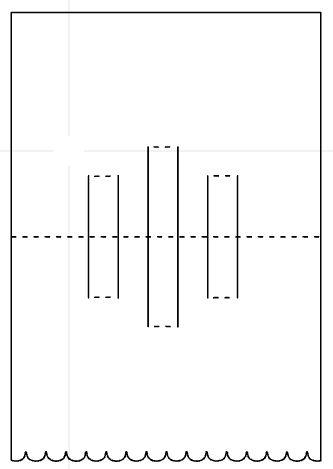 stiplede linjer matematik