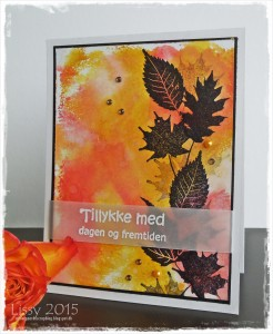Autum card