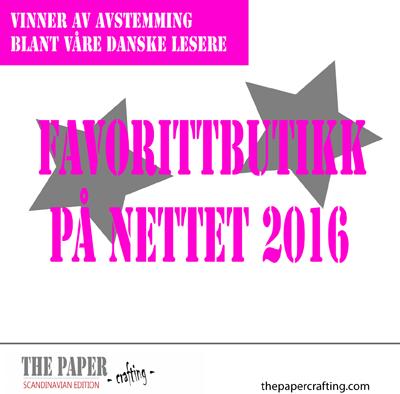 VINNER FAV DK 2016